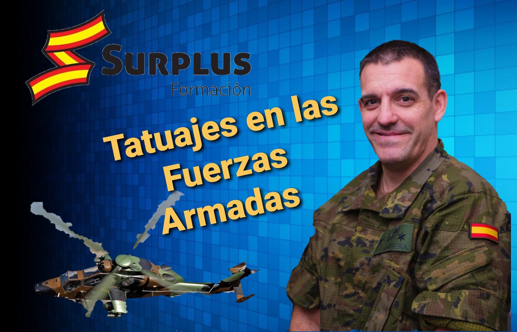 Tatuajes En El Ejército Oposiciones Al Ejército Fuerzas Armadas Test