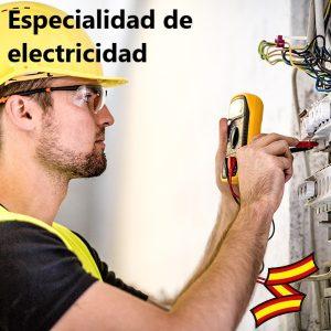 Oficiales de Arsenales: especialidad de instalador montaror electricista